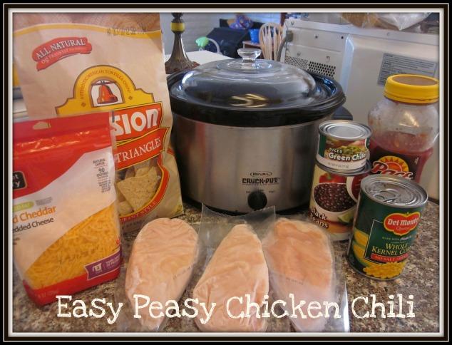 001Easy Peasy Chicken Chili