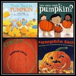 Favorite Pumpkin books