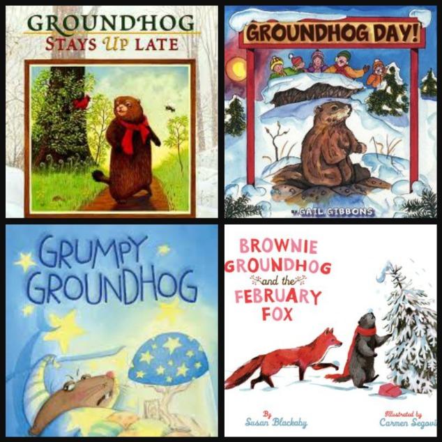 4fungroundhogdaybooks