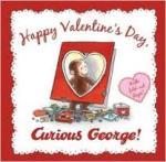 valentine curious george