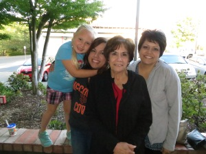 I have such pretty ladies in my family!
